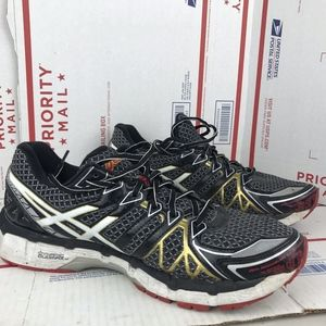 Used 2 Left Shoes Asics Mens Gel Kayano 20 Sz 10.5